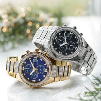 15-45% OFF  Fine & fashion watches +EXTRA 15% OFF* with coupon  or code: GIFTGOLD  select styles | Ends 12/6