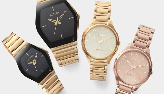 25% OFF* Fine & fashion watches  purchase of $100 or more with code: GLISTEN select styles | Ends 3/3.