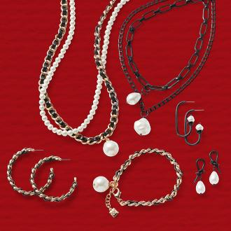 30-65% OFF  Fashion jewelry select styles