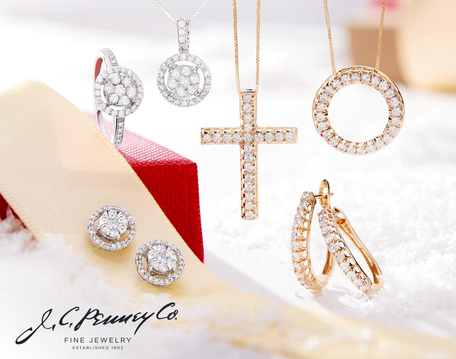 40-60% OFF* Fine jewelry purchase of $325 or more with code: STUNNING select styles | Ends 1/20 SHOP FINE JEWELRY