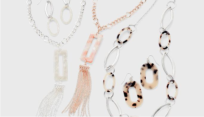 40-65% OFF Fashion jewelry select styles | Ends 2/21.