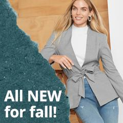 All new for Fall! Shop Women