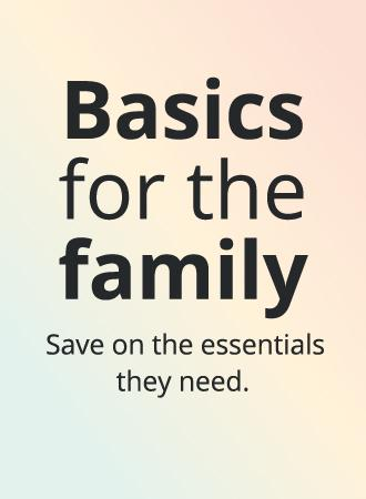 Basics for the family