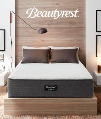 Beautyrest The Pocketed Coil® technology  and contouring pressure-relief  memory foam provide support  right where you want it most.