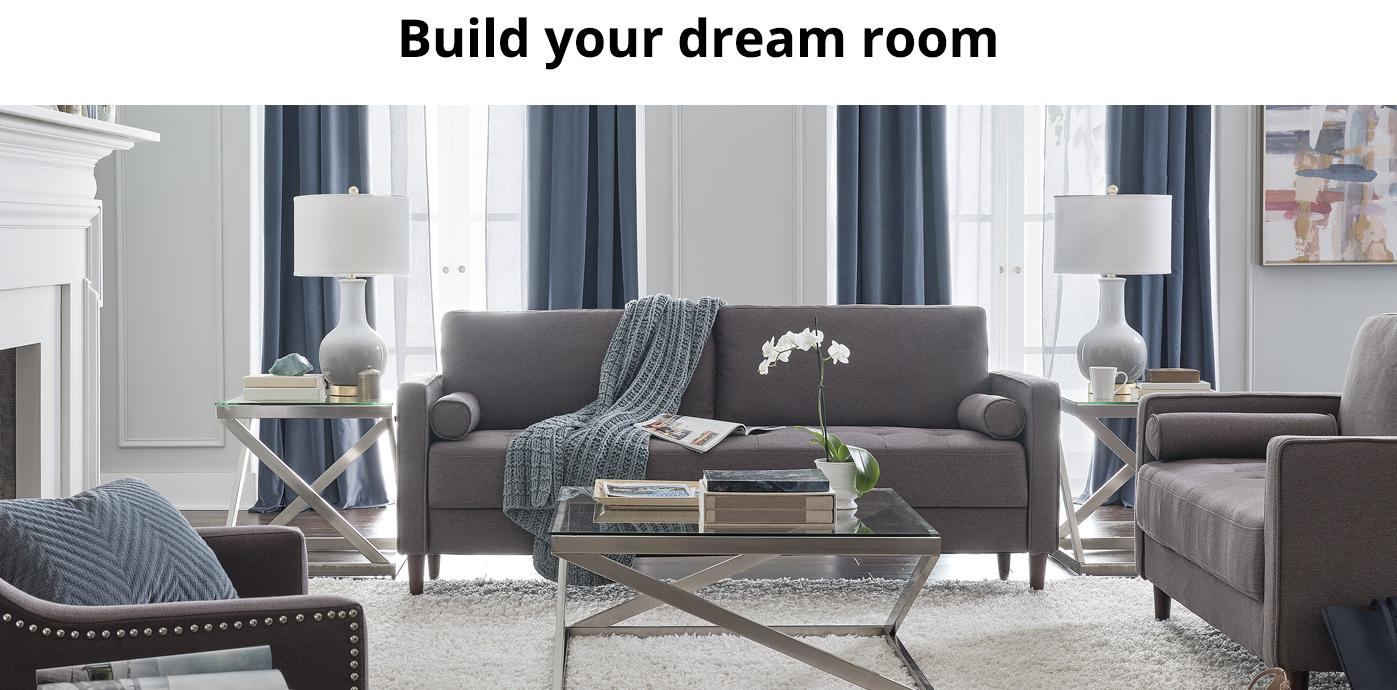 Build your dream room