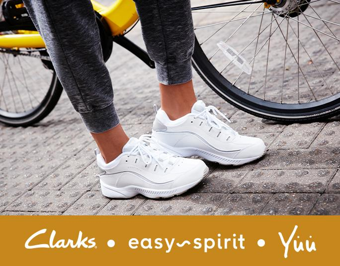 Clarks - easy spirit - Yuu