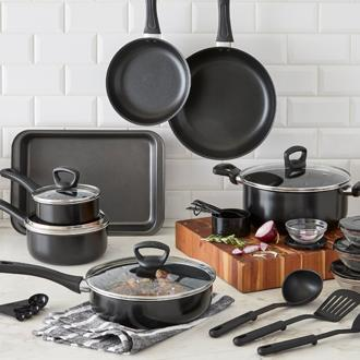 Cookware Quality cookware makes  preparing meals easy.