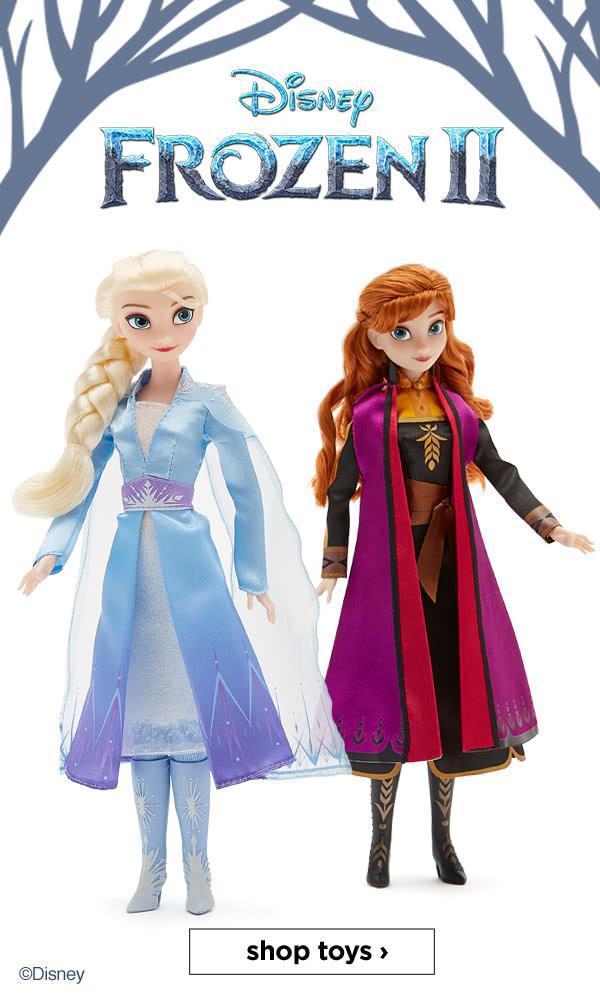 Disney Frozen 2 Merchandise Apparels Toys Jcpenney