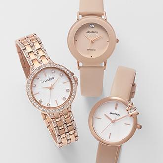 EXTRA 15% OFF* with coupon or code: MOMGEMS Fine & fashion watches | select styles  already reduced 15-50% OFF Ends 4/17