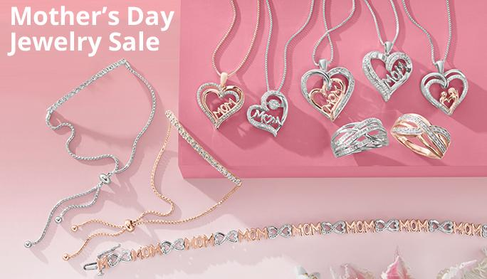 EXTRA 35% OFF* with JCPenney Credit Card & Coupon or Code: MOMGEMS Fine jewelry | select styles  already reduced 35-60% OFF | Ends 4/17