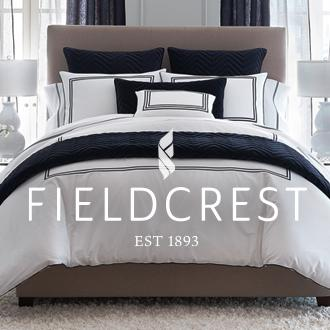 Fieldcrest Wake things up Bring your home to life with luxurious fabrics, rich textures and sophisticated patterns from Fieldcrest. Now at JCPenney.