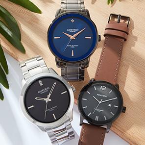 15-50% OFF Fine & fashion watches