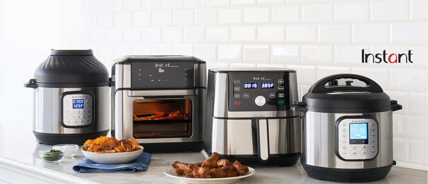 From Instant Pot Preparing healthy meals is easier (and faster!) than you think! Shop Now