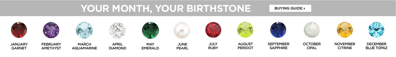 Gemstone Birthstone