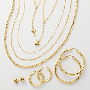 Gold & Fine Silver Jewelry