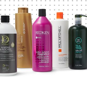 Haircare Value Sizes Make it a good hair year!