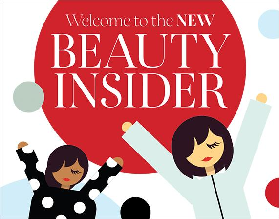 It pays to be a beauty insider!  Join our FREE Loyalty program to get  gifts and redeem points for discounts, learn more