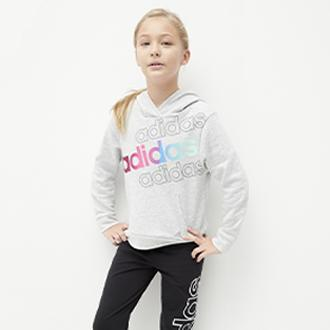 Kids' adidas activewear