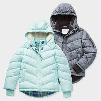 Kids' Arizona puffer jacket