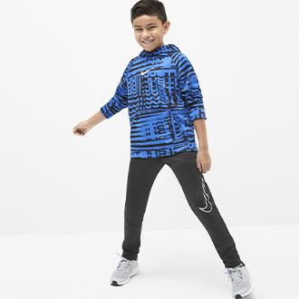 Kids' Nike activewear