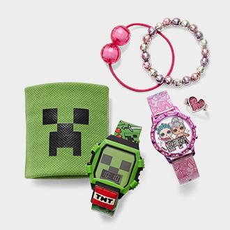 Kids' watch set