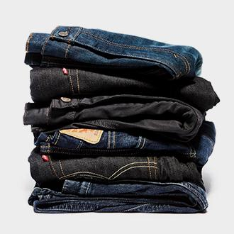 Levi's® 541™ big & tall athletic tapered fit jeans