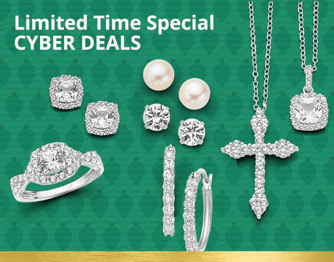 Limited Time Special CYBER DEALS
