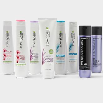 Matrix & Biolage shampoo & conditioner