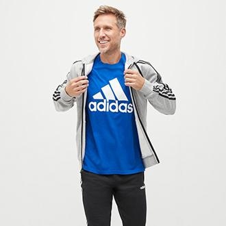 Men's adidas activewear