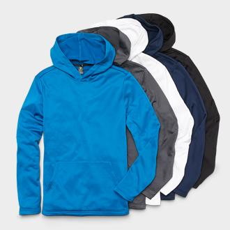 Men's Xersion fleece hoodie