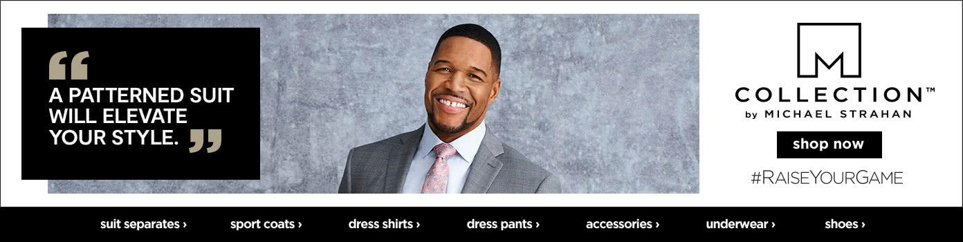 Michael Strahan Collections