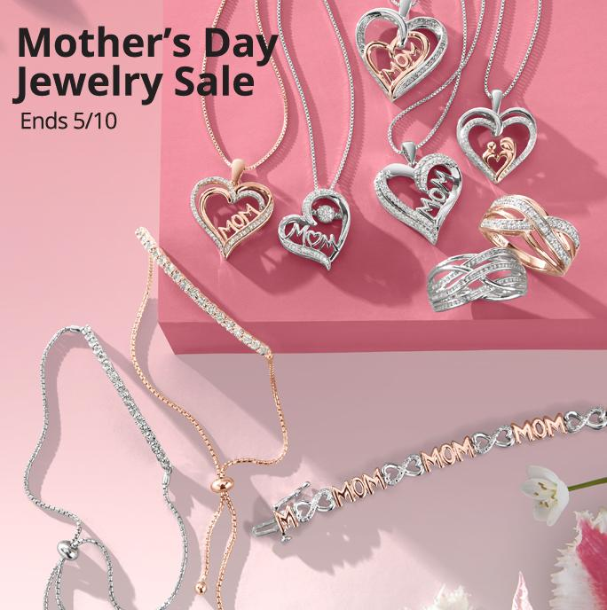 Mother's Day Jewelry Sale. Ends 5/10