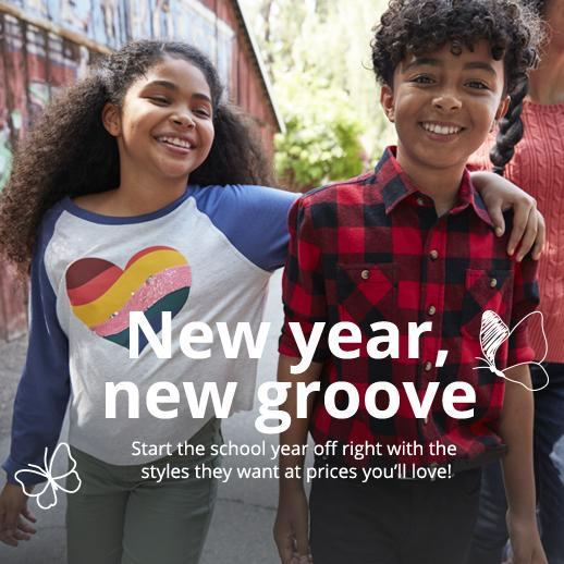 New year, New Groove Start the school year off right with the