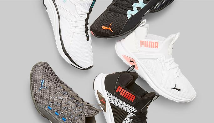 Puma Sneakers* Designed for style, engineered for performance.