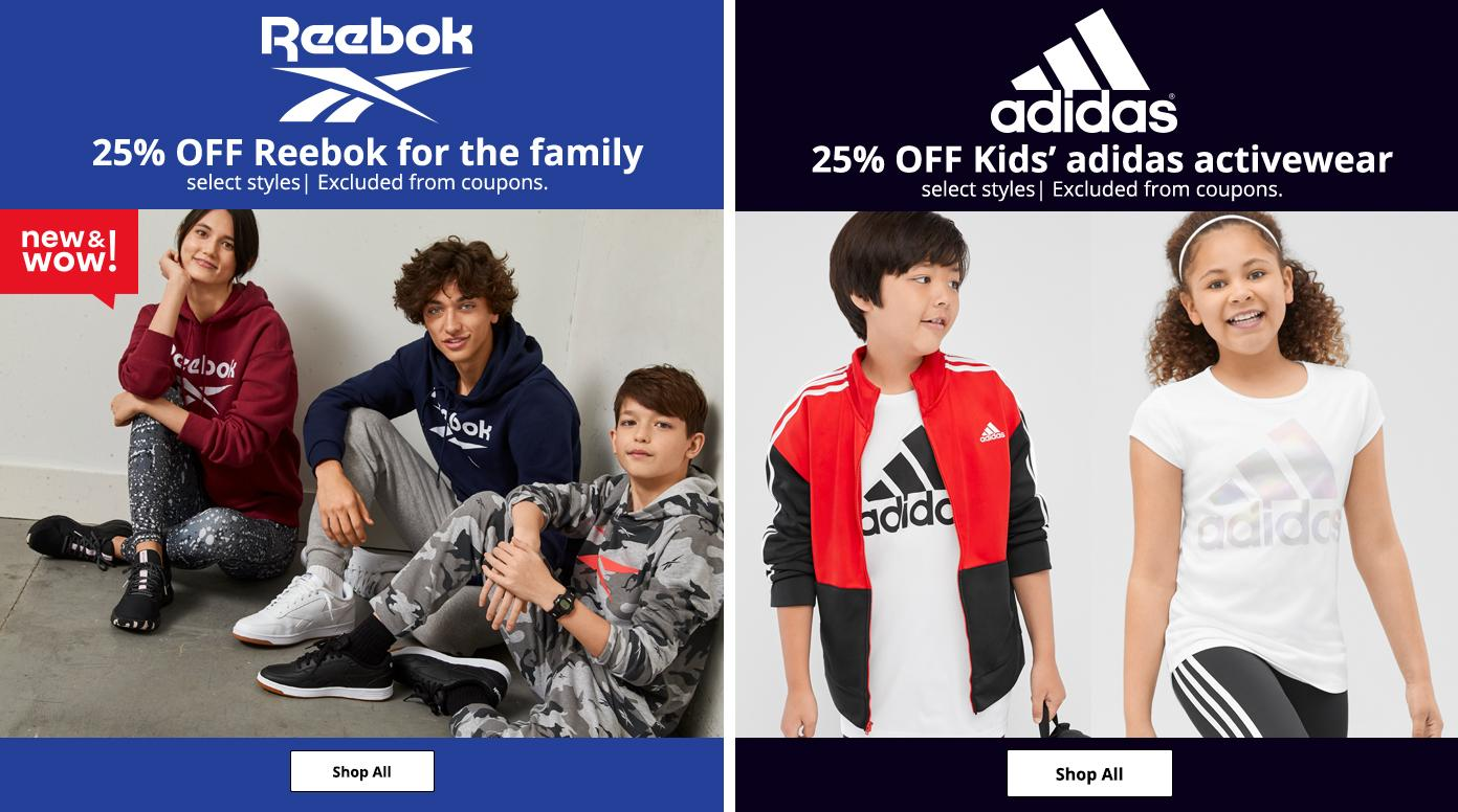 Reebok | adidas