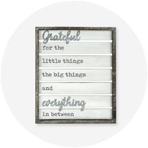 Sentimental Wall Signs