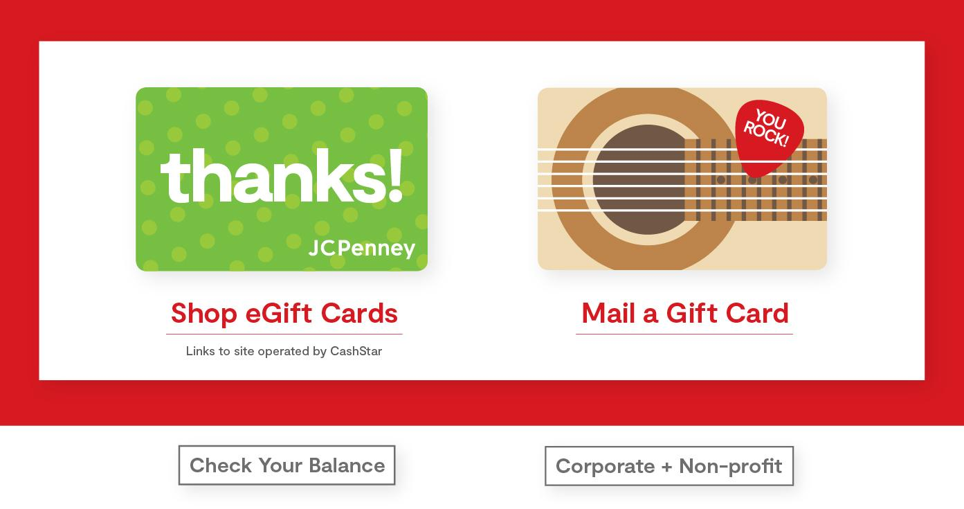 Shop e gift cards. Mail a gift card. Check your balance. Corporate + non profit