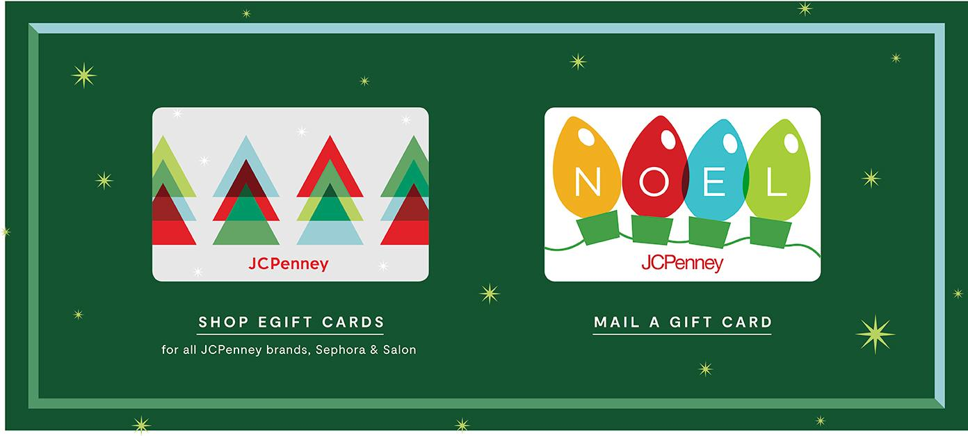 Shop Gift Cards. Mail a Gift Card