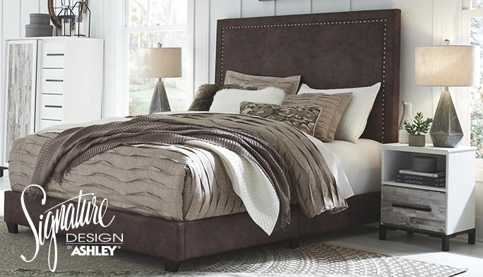 Signature Design by Ashley Furniture Making the world feel a little more like home.