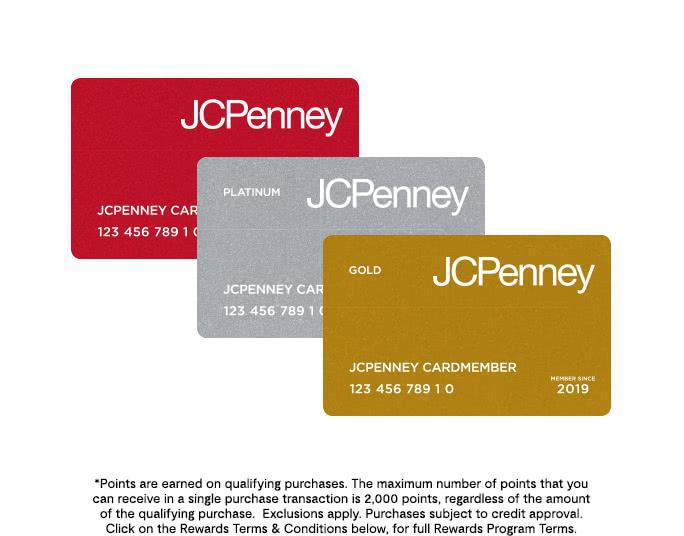 About Rewards - JCPenney