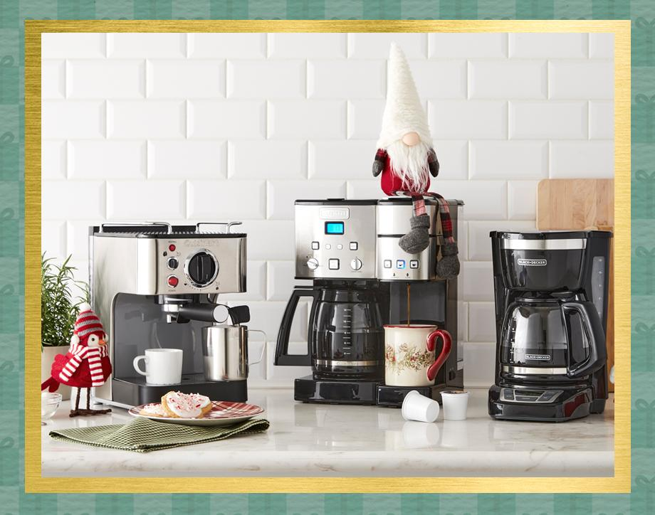 The Coffee Shop Brew easy (& affordable) barista-style coffee right at home. Shop Now