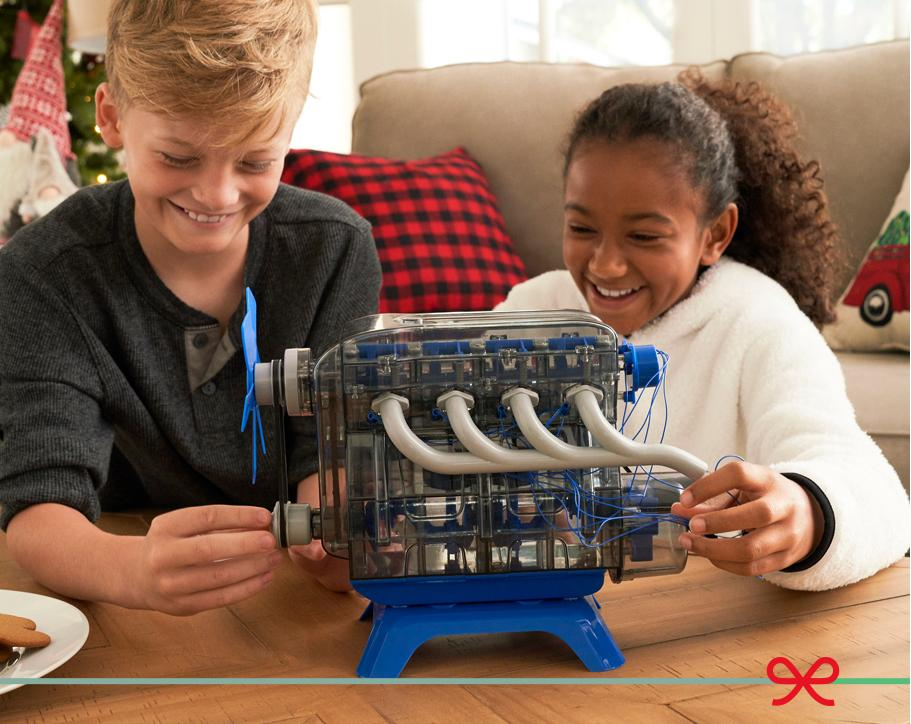 Toys that teach Make learning fun with games & toys  that expand their minds. Shop Discovery Kids