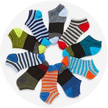 Underwear, Socks & Bras