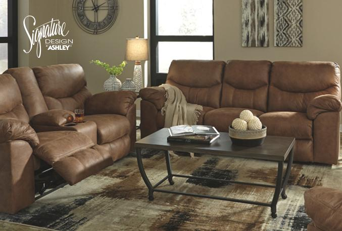 UP TO 30% OFF Signature Design by Ashley Furniture +EXTRA 10% OFF* with coupon select styles | Ends 12/6