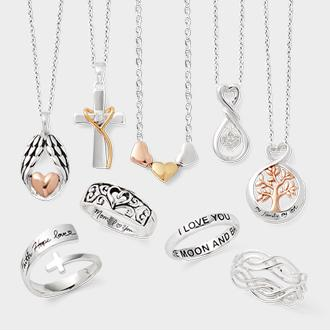 UP TO 65% OFF  Fashion Silver & Fashion Jewelry select styles