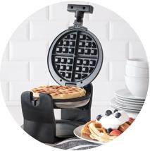 Waffle Makers & Griddles