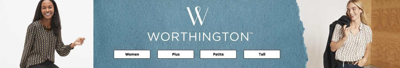 Worthington women plus petite tall